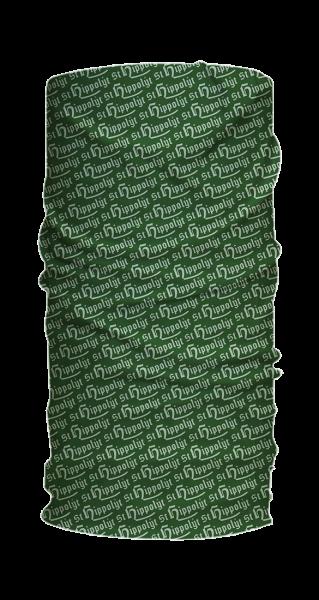 St. Hippolyt Multifunktionstuch Grün