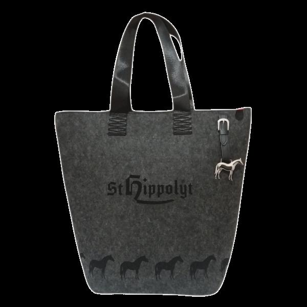St. Hippolyt Filztragetasche